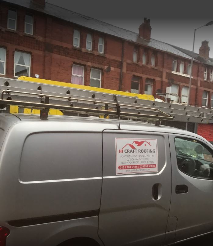 Roofing Specialists Liverpoool