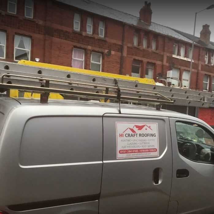 roofer in crosby